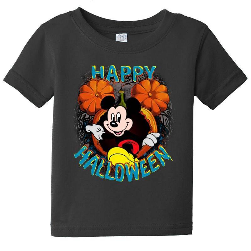 Funny Happy Halloween Baby Tee | Artistshot