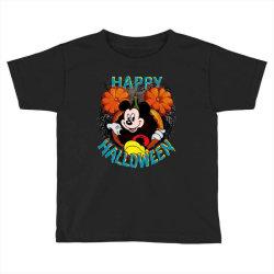 funny happy halloween Toddler T-shirt | Artistshot