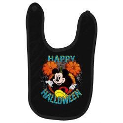 funny happy halloween Baby Bibs | Artistshot