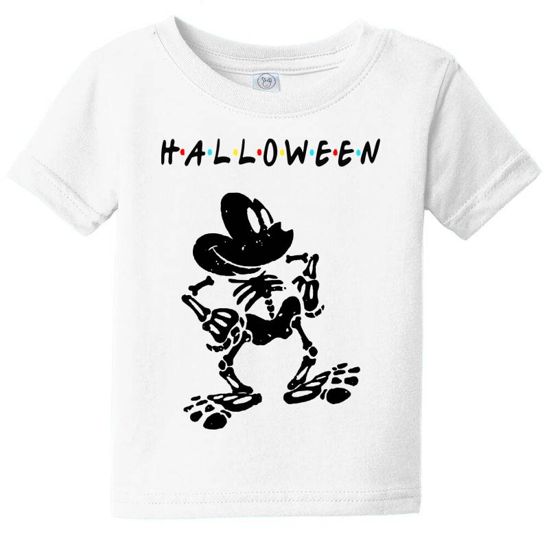 Funny Halloween For Light Baby Tee   Artistshot