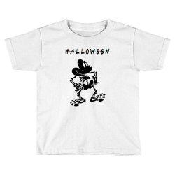 funny halloween for light Toddler T-shirt   Artistshot