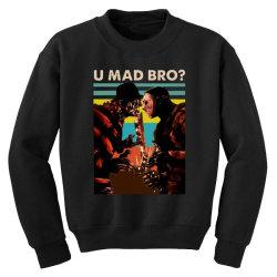 bro funny halloween Youth Sweatshirt | Artistshot