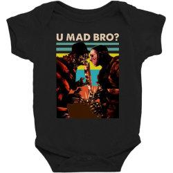 bro funny halloween Baby Bodysuit | Artistshot