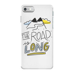 The road is long iPhone 7 Case | Artistshot