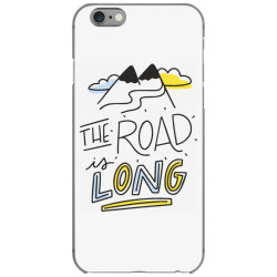 The road is long iPhone 6/6s Case | Artistshot