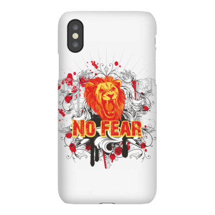 No Fear Iphonex Case Designed By Estore