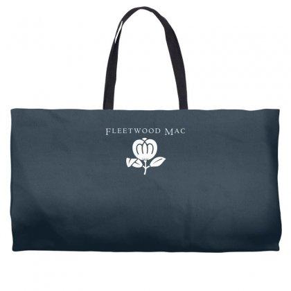 Fleetwood Mac Band Logo Weekender Totes Designed By Thesamsat