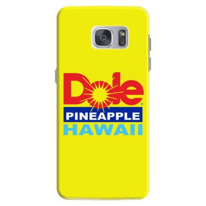 Dole Pineapple Samsung Galaxy S7 Case Designed By Studio Poco    Los Angeles