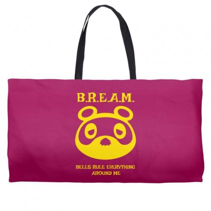 Bells Rule Everything Around Me Weekender Totes Designed By Specstore