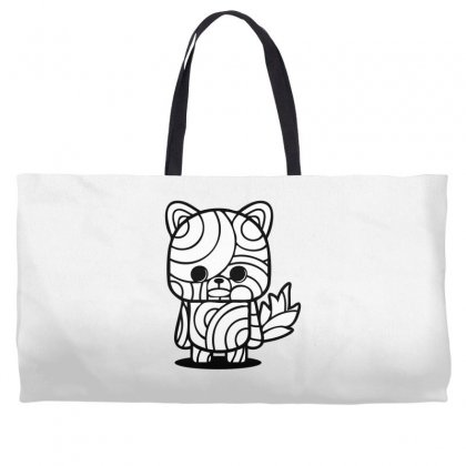 The Mummy Fox Weekender Totes Designed By Specstore
