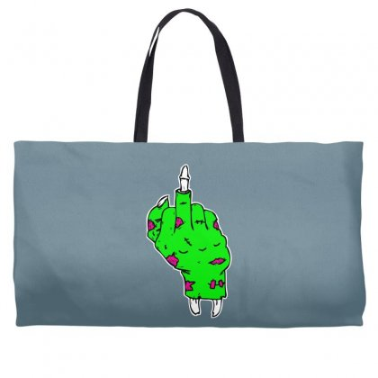 Rude Zombie Weekender Totes Designed By Specstore