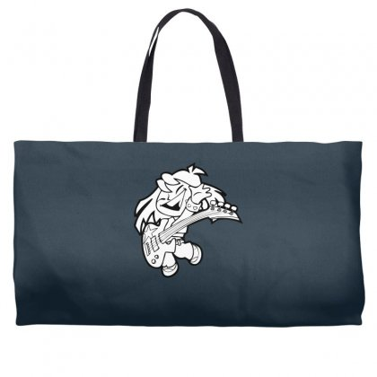 Rock Star Girl Weekender Totes Designed By Specstore
