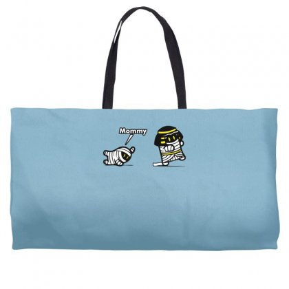 Mommy Mummy Weekender Totes Designed By Specstore