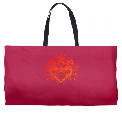 King Of Spades Weekender Totes Designed By Specstore