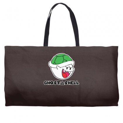 Ghost In The Shell Weekender Totes Designed By Specstore