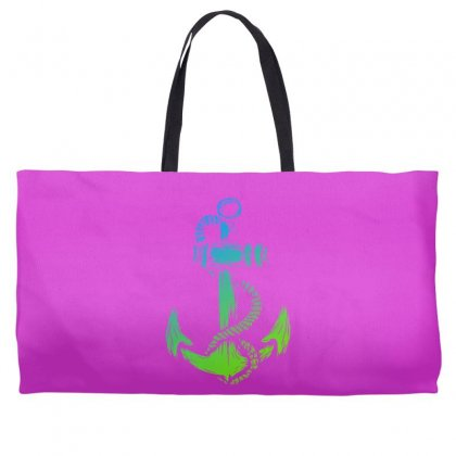 Anchor Of Life Weekender Totes Designed By Specstore