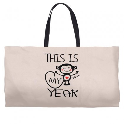 2016 This Is My Year Weekender Totes Designed By Specstore