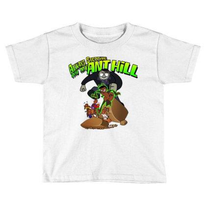 Always Stepping Toddler T-shirt Designed By Pinkanzee