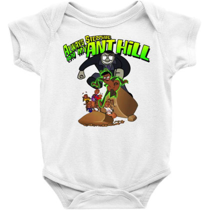 Always Stepping Baby Bodysuit Designed By Pinkanzee