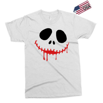 Bad Halloween Exclusive T-shirt Designed By Pinkanzee