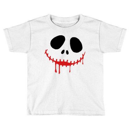 Bad Halloween Toddler T-shirt Designed By Pinkanzee