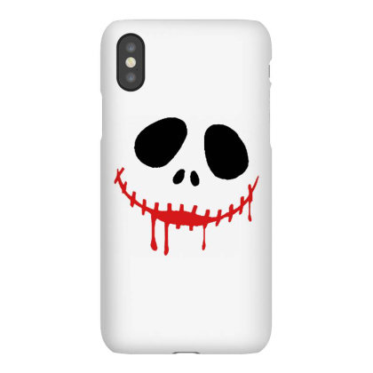 Bad Halloween Iphonex Case Designed By Pinkanzee