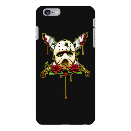 Halloween Horror Iphone 6 Plus/6s Plus Case Designed By Pinkanzee
