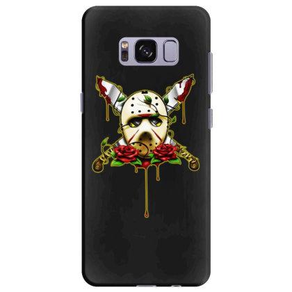 Halloween Horror Samsung Galaxy S8 Plus Case Designed By Pinkanzee