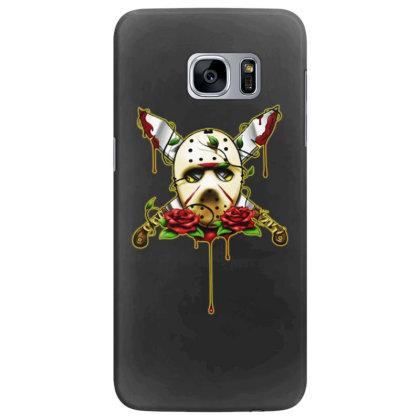 Halloween Horror Samsung Galaxy S7 Edge Case Designed By Pinkanzee