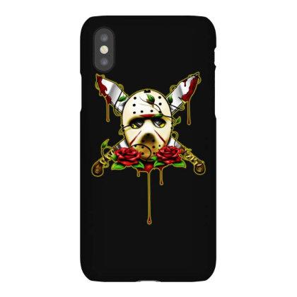 Halloween Horror Iphonex Case Designed By Pinkanzee