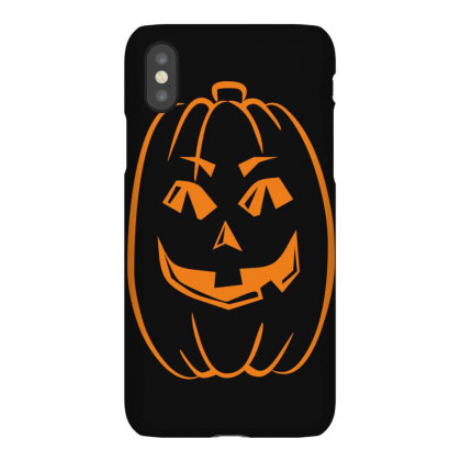 Happy Halloween Iphonex Case Designed By Estore