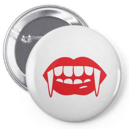 Vampire, Happy Halloween Pin-back Button Designed By Estore