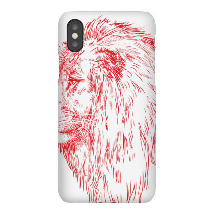 Lion Iphonex Case Designed By Estore