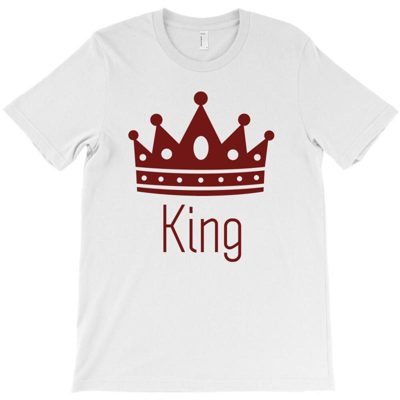 King T-shirt | Artistshot