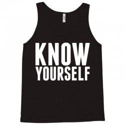 Know Yourself Tank Top | Artistshot