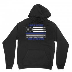 Land Of The Free, Home Of The Brave Unisex Hoodie   Artistshot