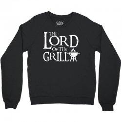 Lord of the Grill Crewneck Sweatshirt   Artistshot