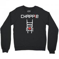 Love Chappie Crewneck Sweatshirt | Artistshot