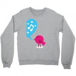 Love Bird Crewneck Sweatshirt   Artistshot