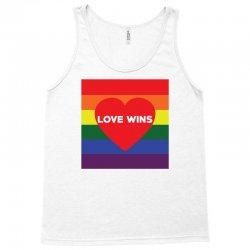 Love Wins Tank Top | Artistshot