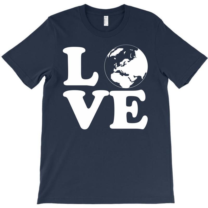 Love World T-shirt | Artistshot