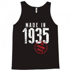 Made In 1935 All Original Part Tank Top   Artistshot