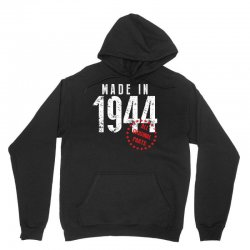 Made In 1944 All Original Parts Unisex Hoodie | Artistshot