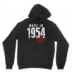 Made In 1954 All Original Parts Unisex Hoodie | Artistshot