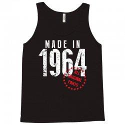 Made In 1964 All Original Parts Tank Top | Artistshot
