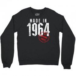 Made In 1964 All Original Parts Crewneck Sweatshirt | Artistshot