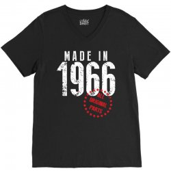 Made In 1966 All Original Parts V-Neck Tee   Artistshot