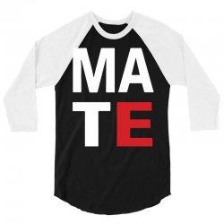 Mate 3/4 Sleeve Shirt | Artistshot