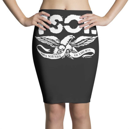 Tsol Eagle Pencil Skirts Designed By Pinkanzee
