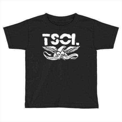 Tsol Eagle Toddler T-shirt Designed By Pinkanzee